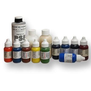 Silicone Arts Materials - Pigments pour silicone